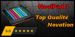 vignette launchpad novation novipad